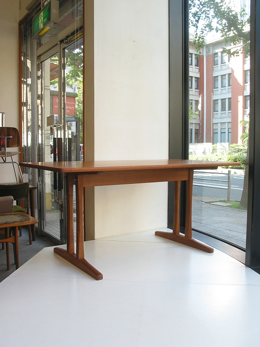 Borge Mogensen ボーエ・モーエンセン ダイニングテーブル チークオーク ビンテージ ヴィンテージ 北欧家具
