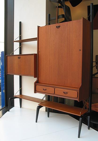 webe シェルフ 分解研磨 ビンテージ ヴィンテージ 北欧家具
