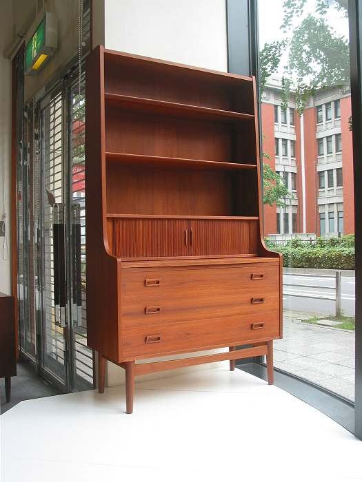 ブックシェルフ ビンテージ ヴィンテージ 北欧家具