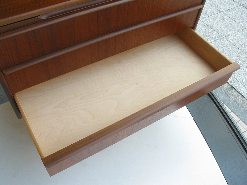 ドレッサー チェスト 分解 ビンテージ ヴィンテージ 北欧家具