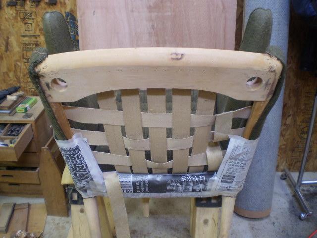 AP Stolen Bear chair 脚部修理 Hans J. Wegner ハンス・ウェグナー チーク ビンテージ ヴィンテージ 北欧家具
