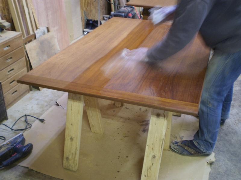 ダイニングテーブル オイル仕上げ ビンテージ ヴィンテージ 北欧家具