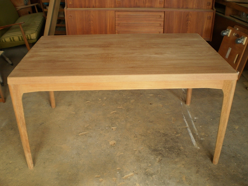 ダイニングテーブル 研磨 ビンテージ ヴィンテージ 北欧家具