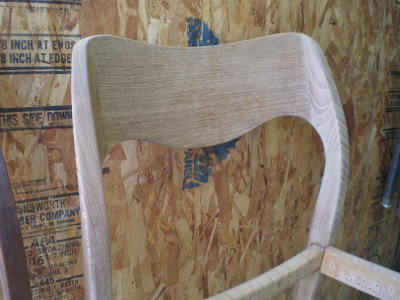 ダイニングチェア J.L.Moller Model No.71 Chair モラー ミュラー 背もたれ研磨 ビンテージ ヴィンテージ 北欧家具