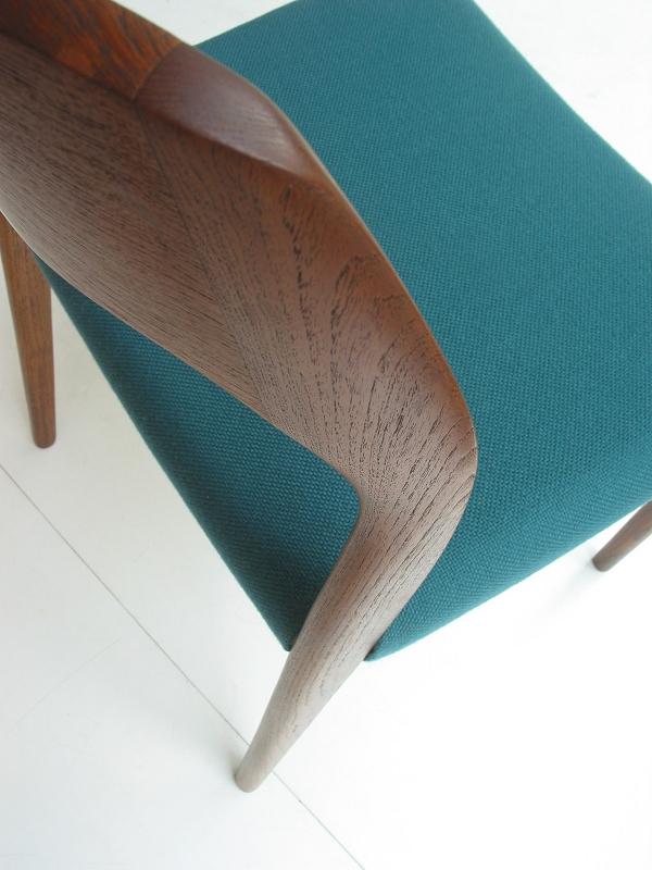 ダイニングチェア J.L.Moller Model No.71 Chair モラー ミュラー ビンテージ ヴィンテージ 北欧家具