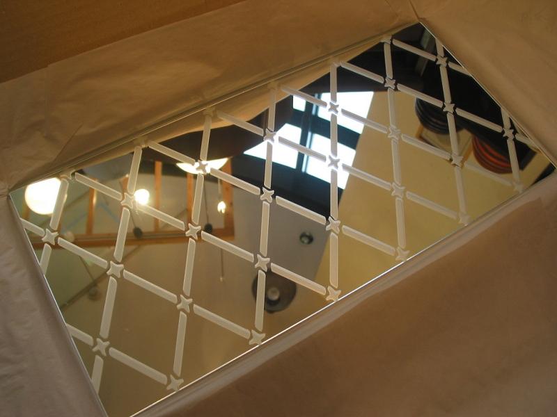 ミラー作製 ビンテージ ヴィンテージ 北欧家具