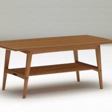 テーブル大ウォールナットT36400RW