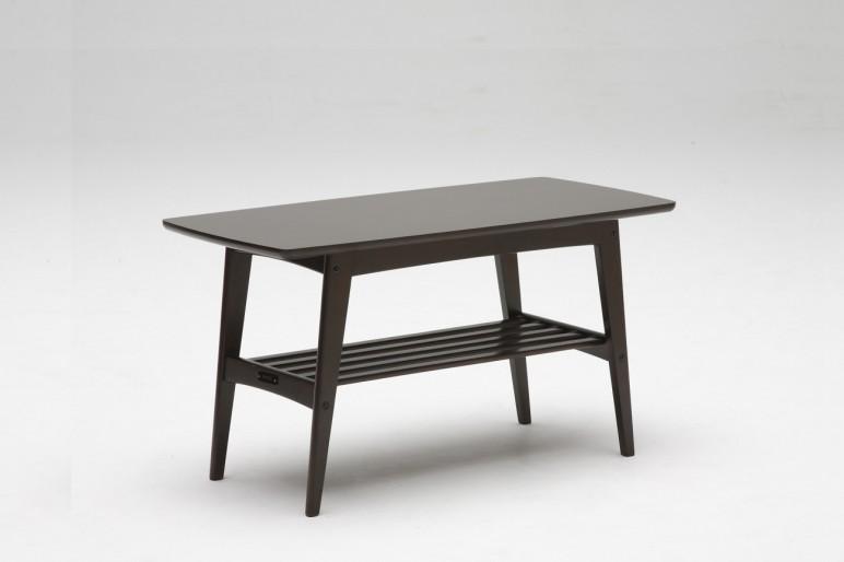 テーブル小カフェブラウンT36310GD
