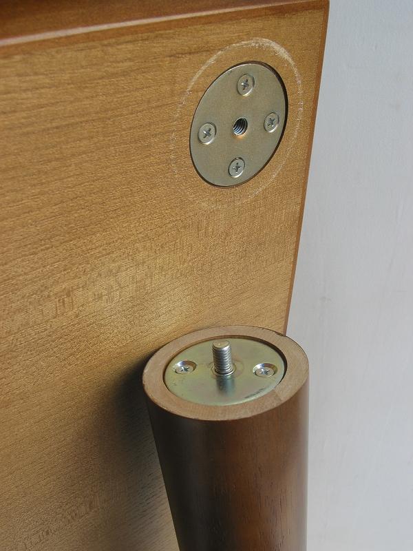 カリモク60+ ダイニングテーブル(W1500)ウォールナット色12