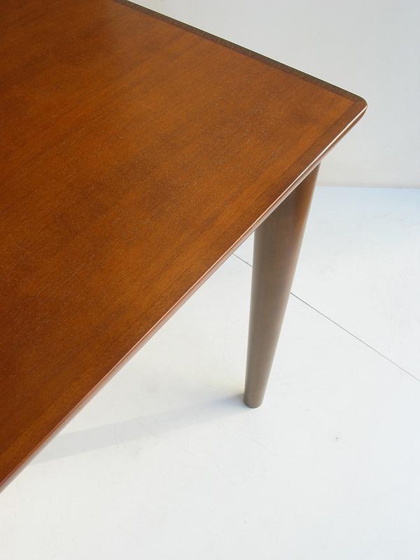 カリモク60+ ダイニングテーブル(W1500)ウォールナット色7