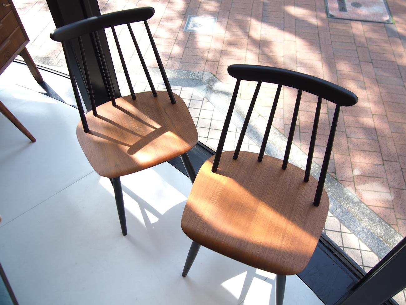 ファネットチェア イルマリ・タピオヴァーラ / Fanett chair Ilmari Tapiovaara ビンテージ北欧家具