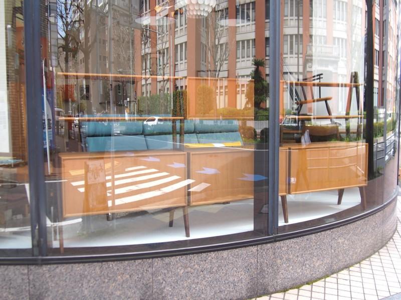 ヴィンテージ北欧家具 シェルフ オープンシェルフ