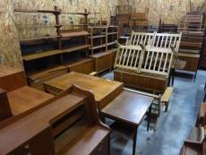 在庫中のヴィンテージ北欧家具について