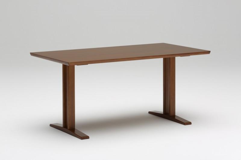 カリモク60+ ダイニングテーブルT1500 D36542AW_(脚:中×中)