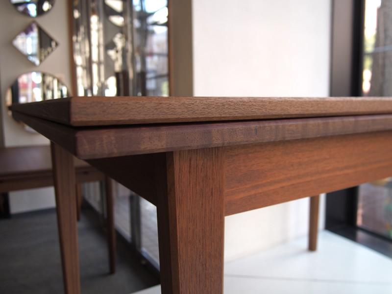 チーク エクステンションダイニングテーブル ビンテージ北欧家具 Dining table