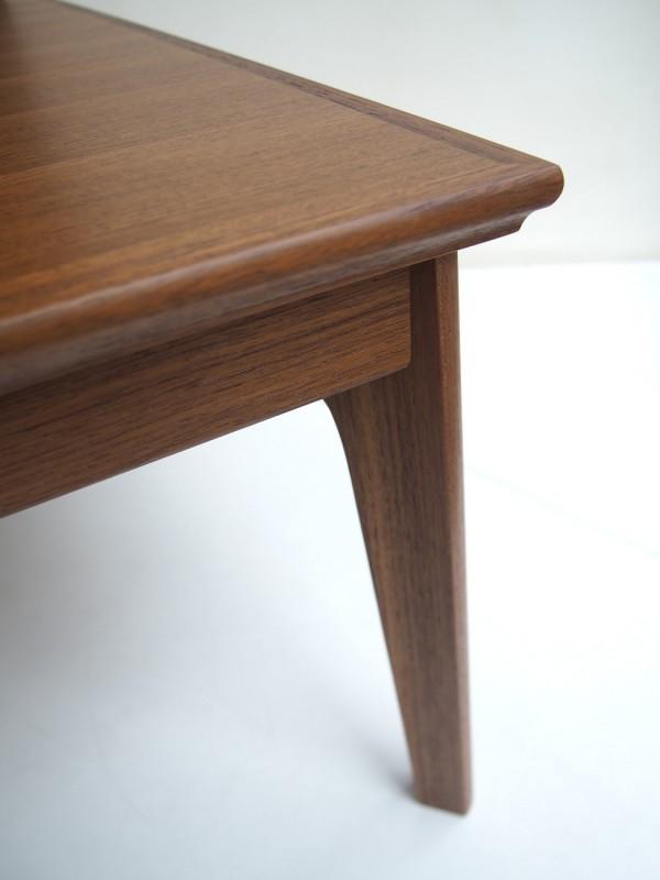 チーク材 オリジナルテーブル(こたつ)