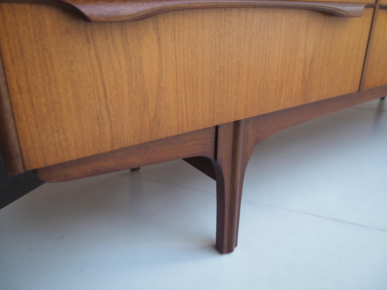 イギリスSutcliffe S- Form サイドボード ビンテージ ヨーロッパ家具