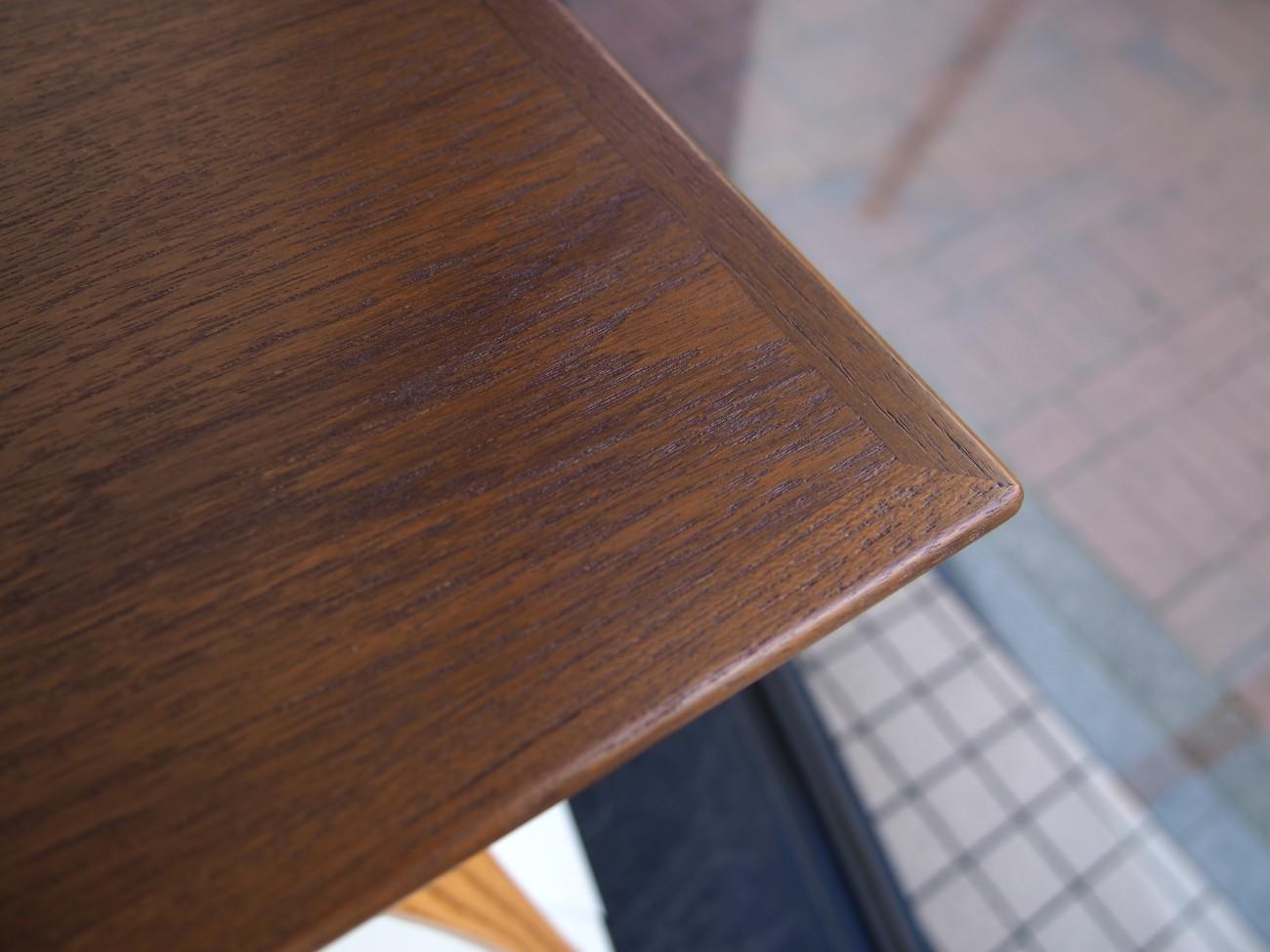 チーク×オーク オリジナルダイニングテーブル(デスク)