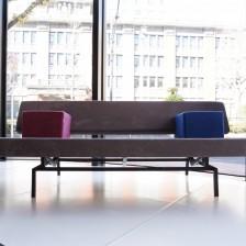 Martin VisserデザインのSpectrum社製 ビンテージのbr03デイベッドソファ
