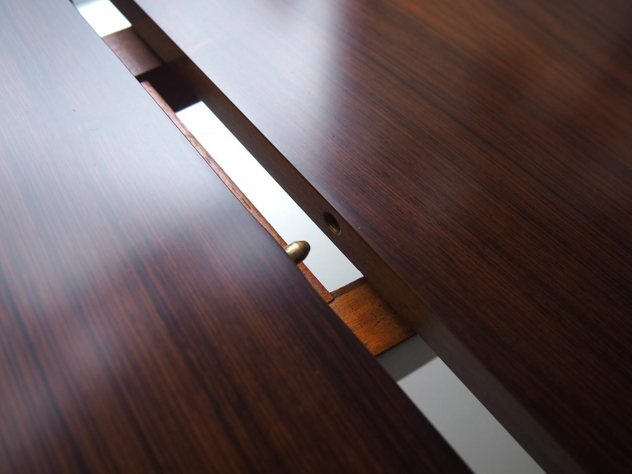 エクステンションダイニングテーブル A.H.McINTOSH(マッキントッシュ) & CO LTD KIRKCALDY SCOTLANDのエクステンション金具