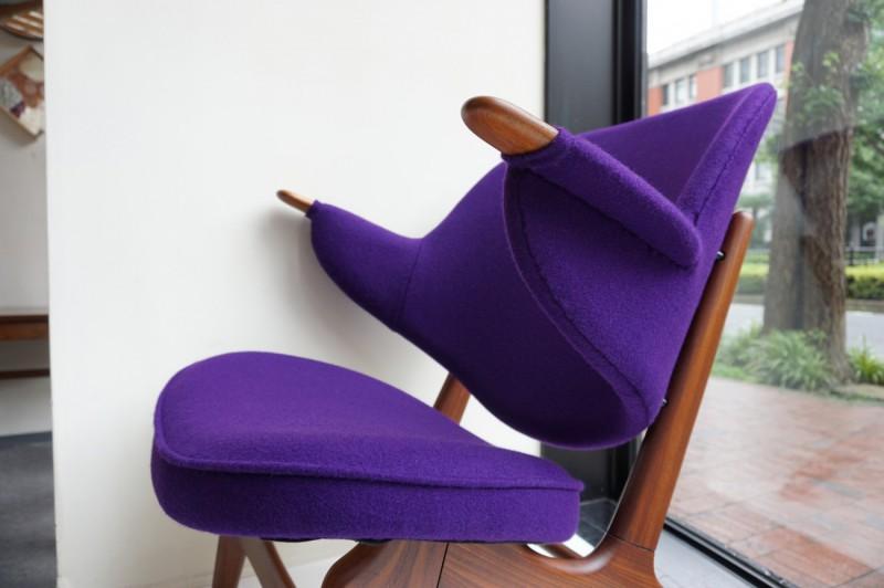 身体を包み込むデザイン。Arne Hovmand Olsen