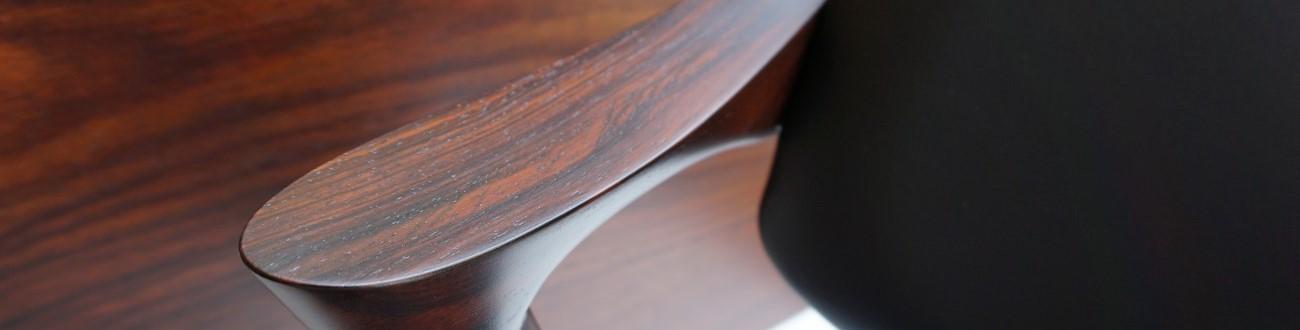 Kai kristiansen No.42 Chair Rosewood / カイクリスチャンセン ローズウッド レザー
