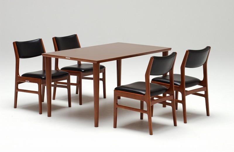 カリモク60+ ダイニングテーブル(W1500)ウォールナット色2