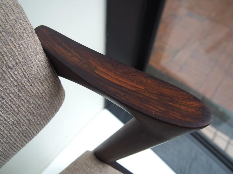 No.42 Chair rosewood Kai kristiansen カイクリスチャンセン ローズウッド ビンテージ北欧家具