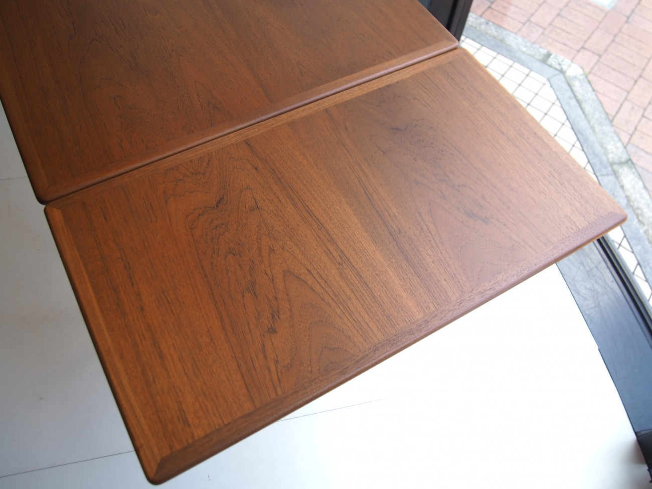 ハンス・ウェグナー AT-312 ダイニングテーブル / Hans J.Wegner ANDR.TUCK Dining table ビンテージ北欧家具