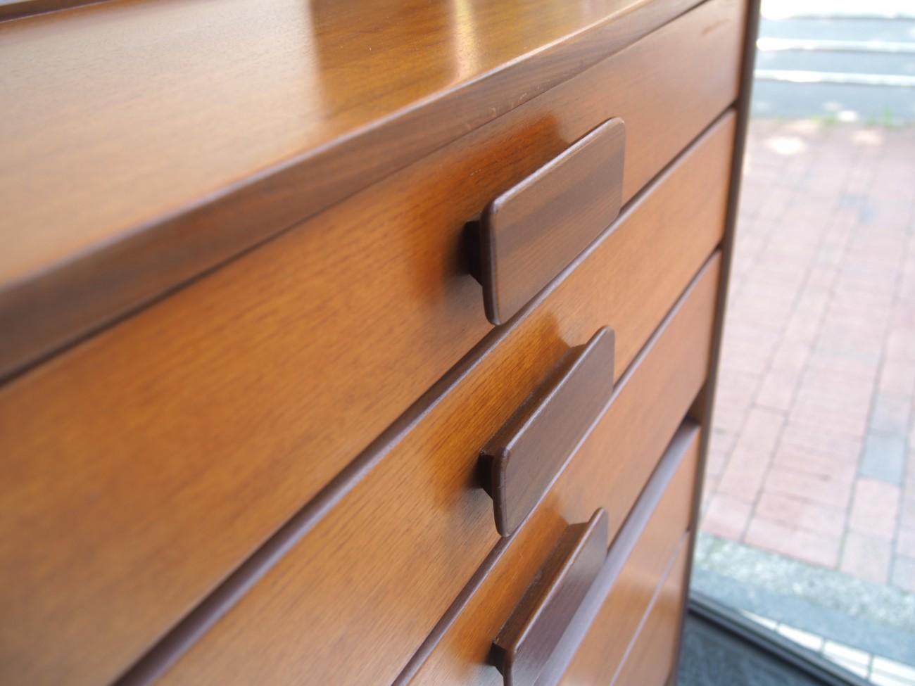 イギリス製 チーク チェスト ビンテージ北欧家具 / Chest