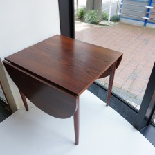 Rosewood Butterfly extension dining table / 伸長式 ローズウッド バタフライダイニングテーブル