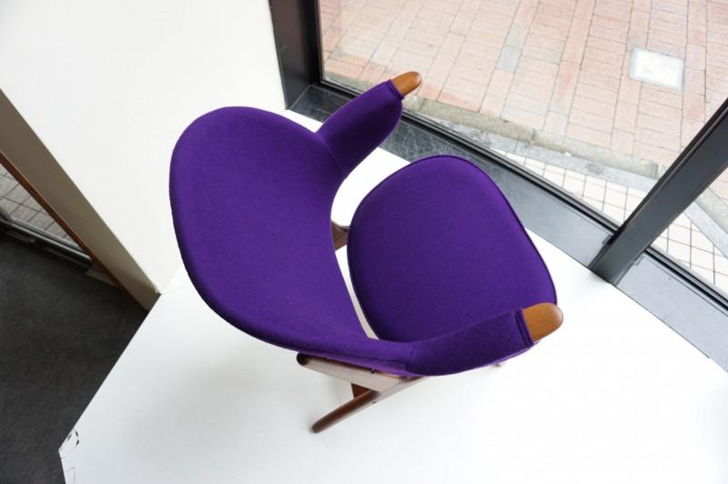 曲線が美しいデザイン。Arne Hovmand Olsen
