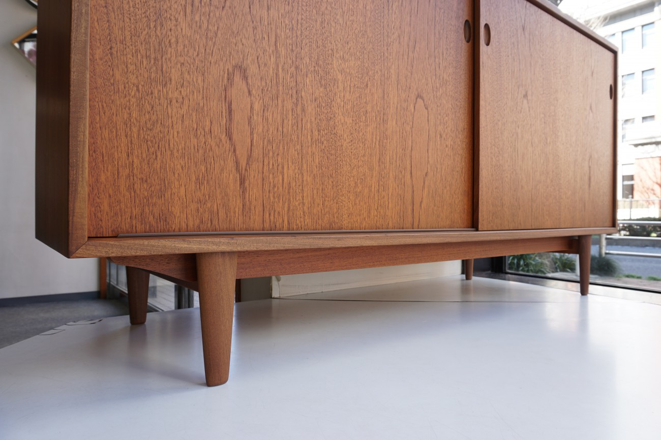 Teak Sideboard Danish Furniture Makers Quality Control / ビンテージ チーク サイドボード