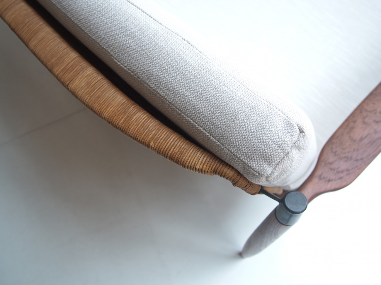 50~60's GOLDFEDER Sofa by CARL STRAUB from Germany / ビンテージ ヨーロッパ・ドイツ家具 3人掛けソファ(3シーター)