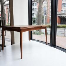 Teak extension dining table / 伸長式 チーク ダイニングテーブル