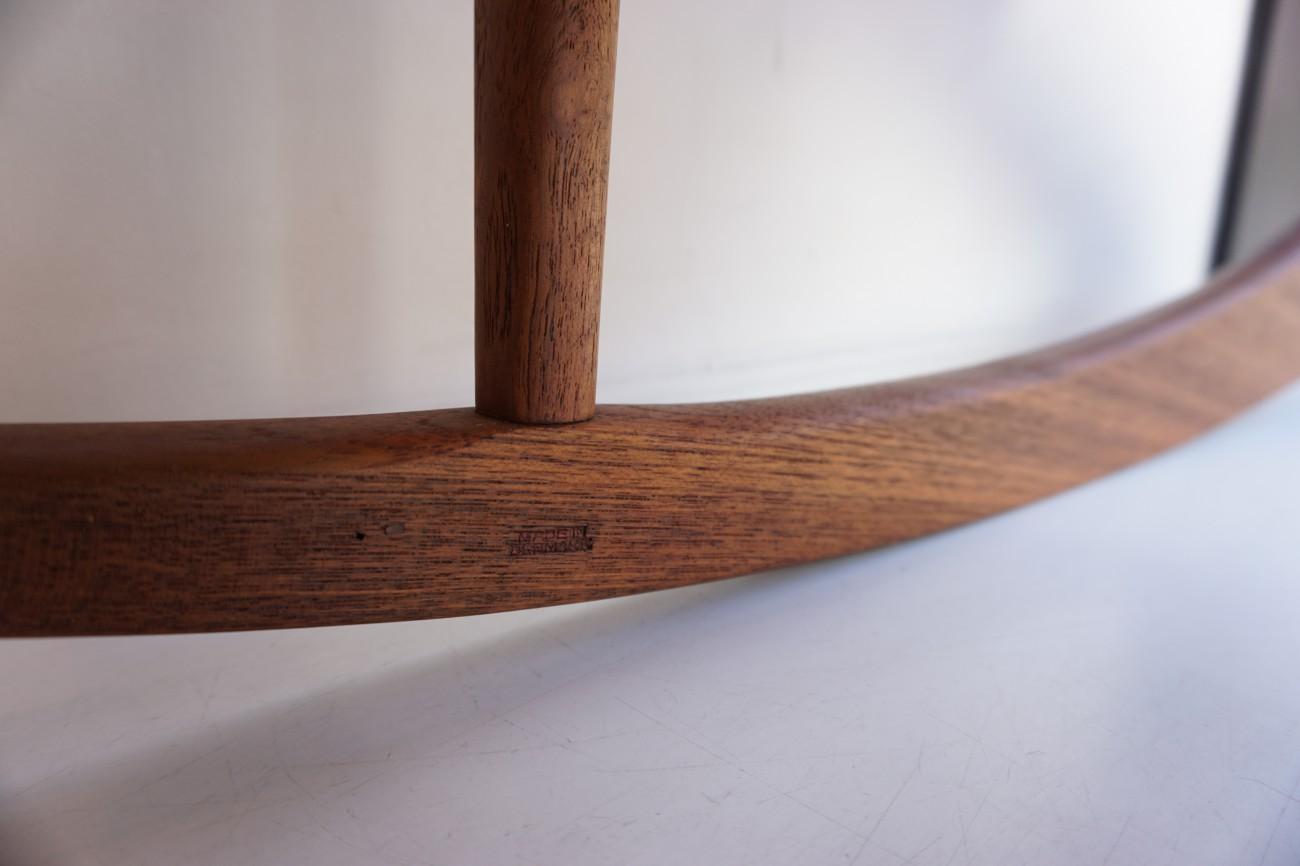 Soren George Jensen Rocking chair Model 97 / ソーレン・ジョージ・ジェンセン チーク ロッキングチェア