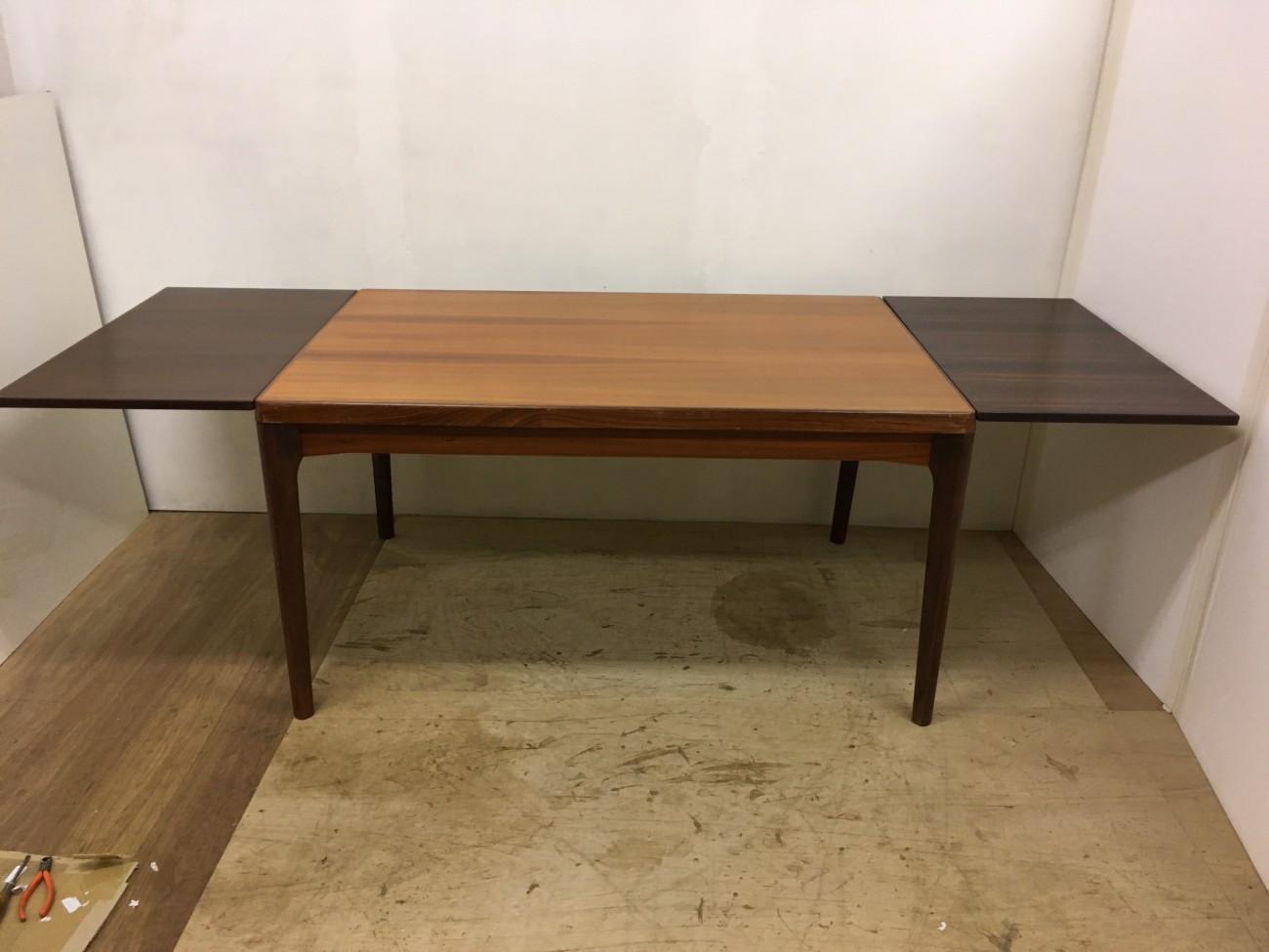VEJLE STOLE-og MOBELFABRIK エクステンション ダイニングテーブル ローズウッド(Rosewood)