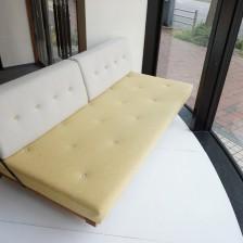 Borge Mogensen model.192 Daybed sofa / Kvadrat Hallingdal 65 / ボーエ・モーエンセン デイベッドソファ ビンテージ北欧家具