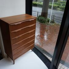 Teak chest / チーク チェスト / ビンテージ北欧家具