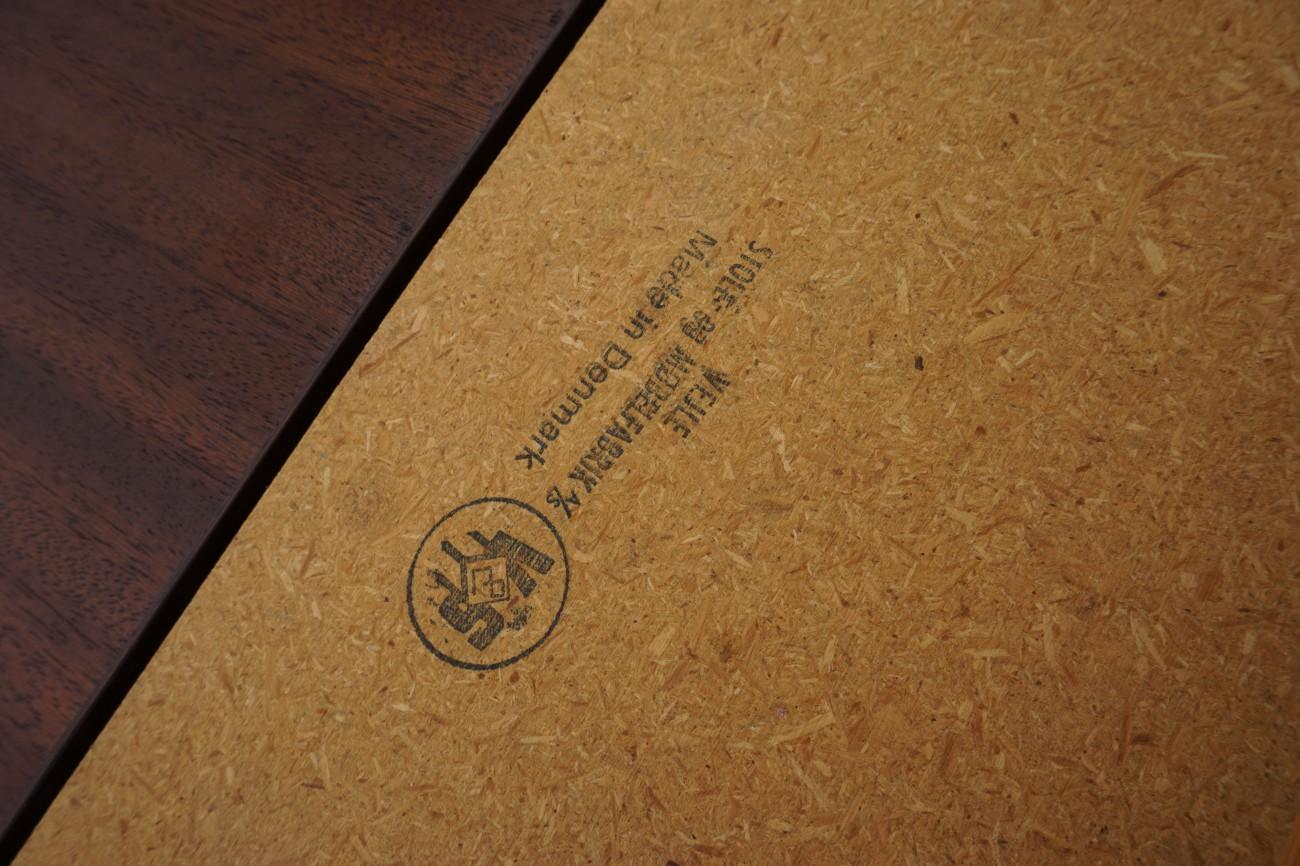 VEJLE STOLE-og MOBELFABRIK Henning kjaernulf Rosewood extension dining table / ローズウッド エクステンション 伸長式ダイニングテーブル カバータイプ