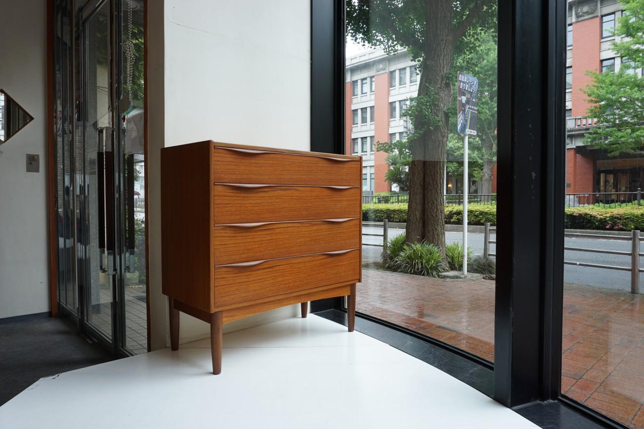 Teak chest / チーク チェスト ビンテージ北欧家具