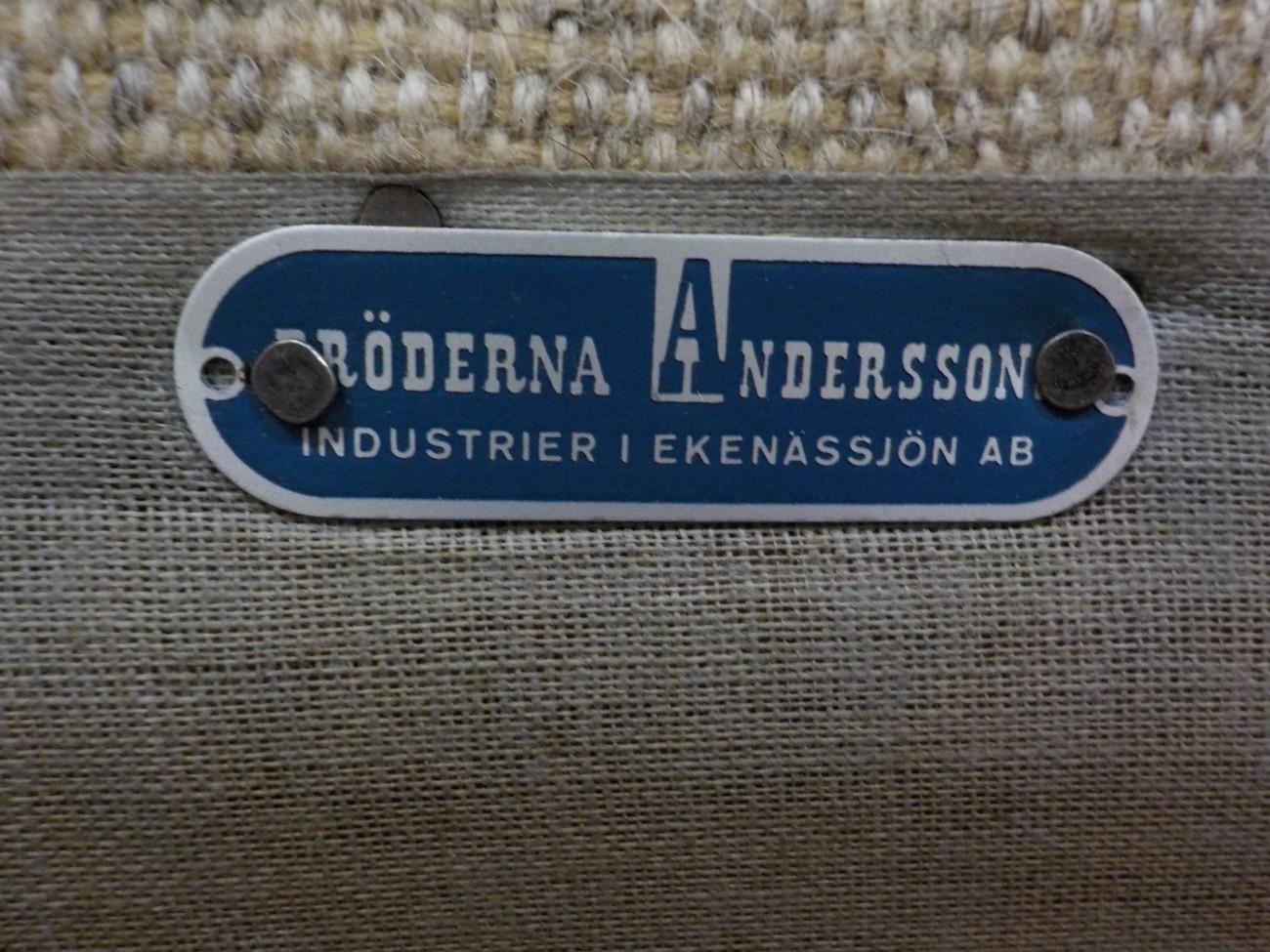 Broderna Andersson (Sweden)ソファ 2シーター / stock2012-9(2)