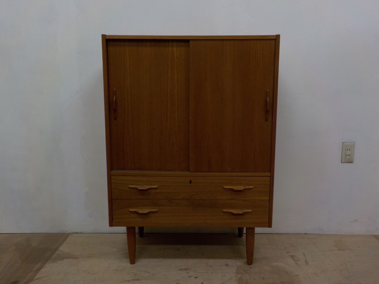 Cabinet / チーク キャビネット / stock2012-26
