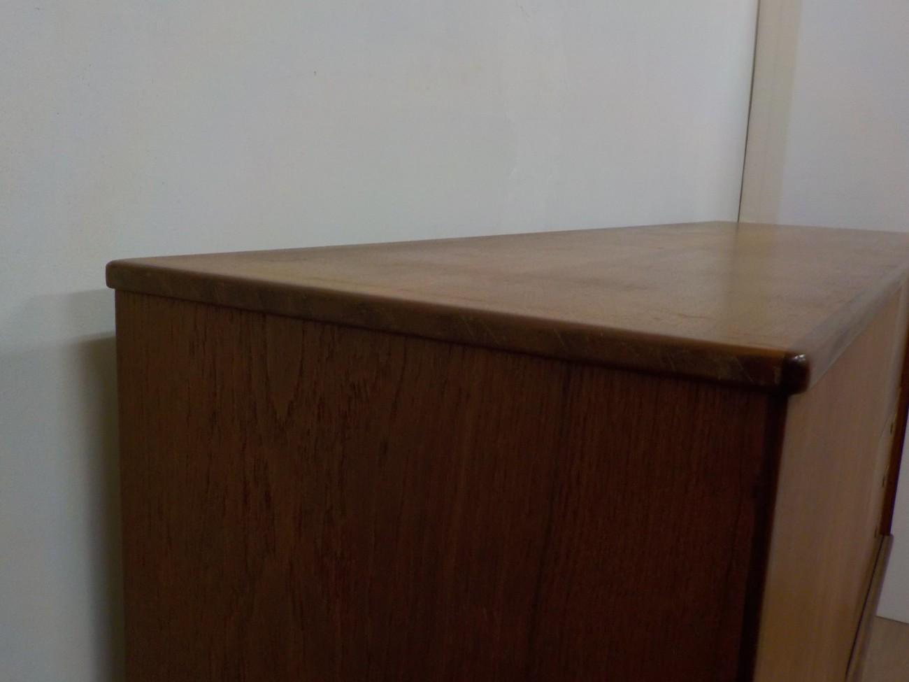 Sideboard Cabinet / チークxオーク サイドボード キャビネット / stock2012-16