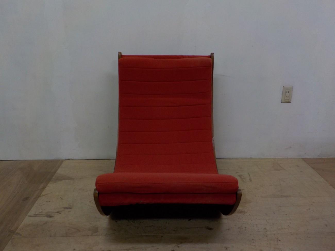 Verner Panton  Rocking chair / オーク ヴェルナー・パントン ロッキングチェア / stock2012-5