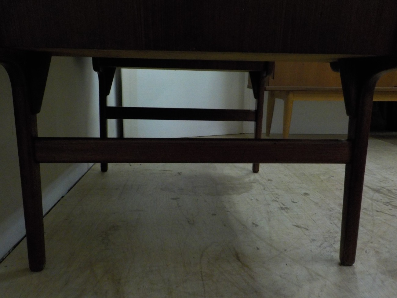 Desk / チーク エクステンション デスク / stock2012-25