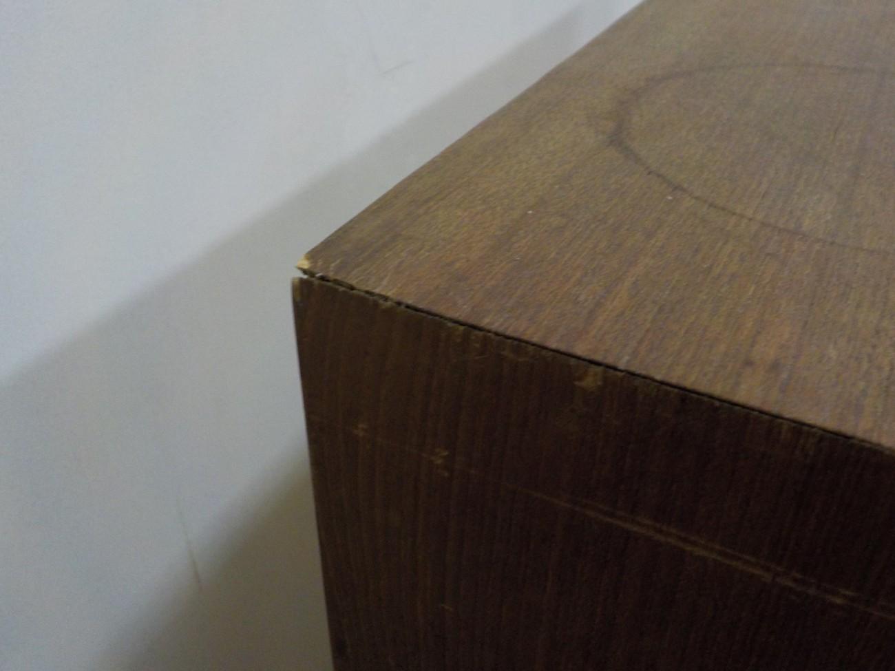 Small Chest / チーク スモールチェスト / stock2012-28
