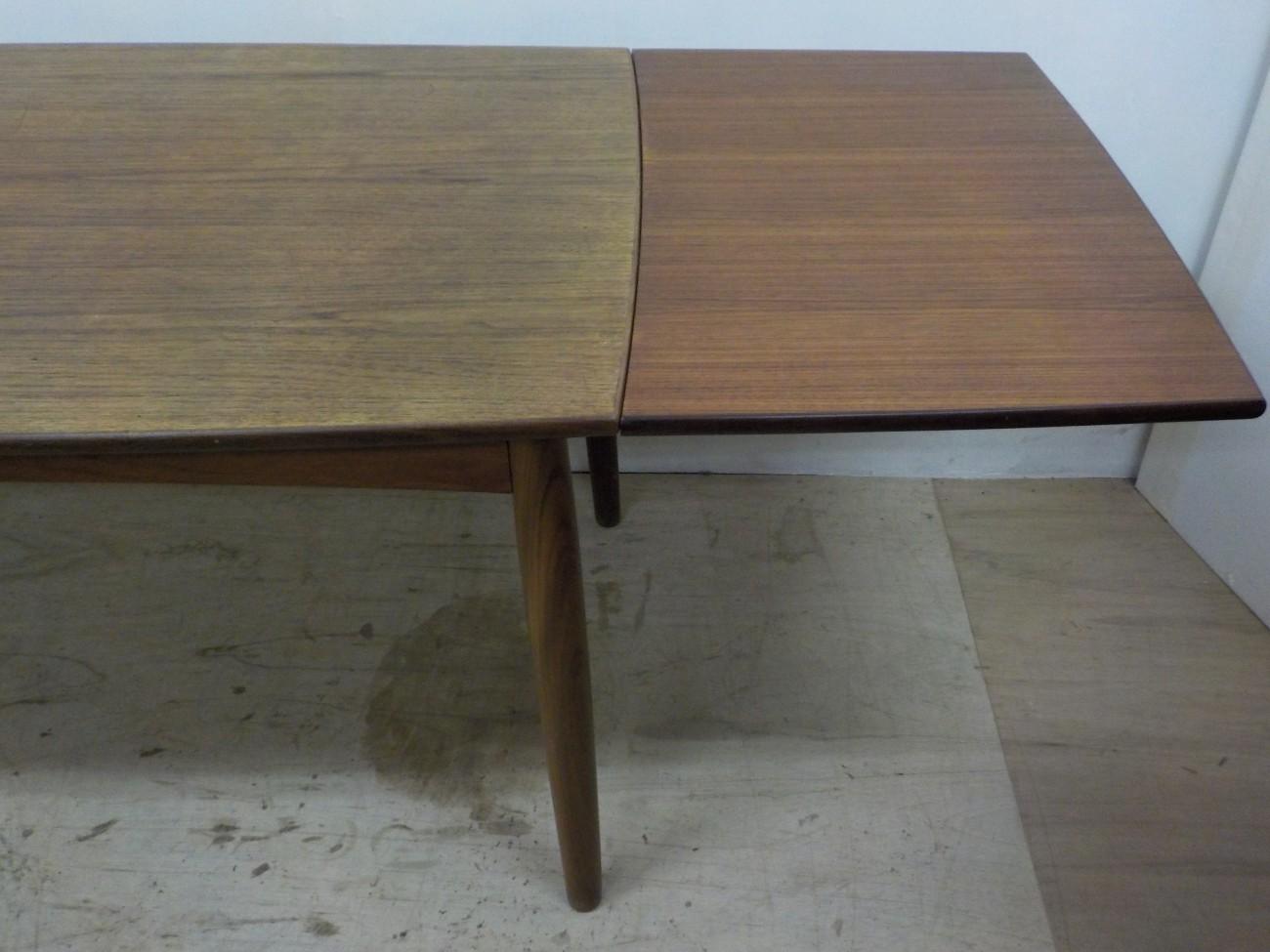 Dinning table / チーク エクステンション ダイニングテーブル / stock2012-15