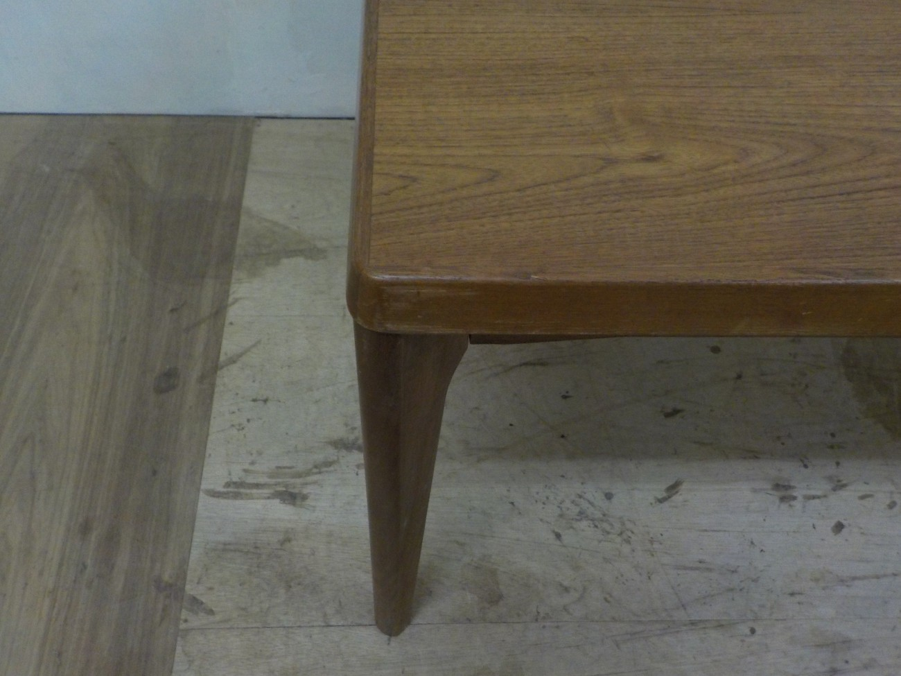 VEJLE STOLE-og MOBELFABRIK Dining table / チーク エクステンション ダイニングテーブル / stock2012-22