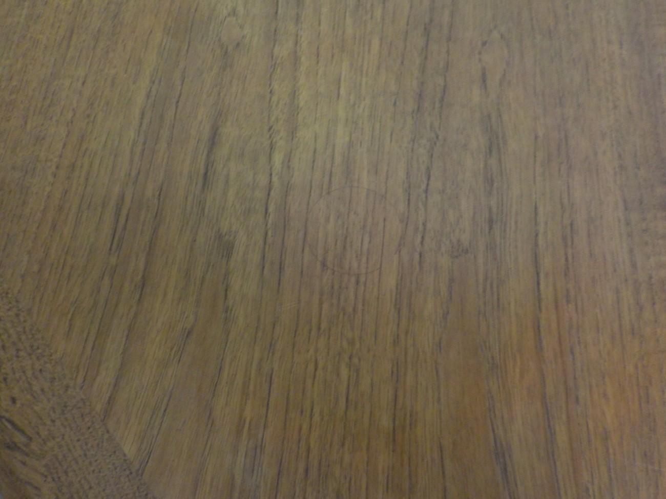 Dinning table / チーク エクステンション ラウンドダイニングテーブル / stock2012-14